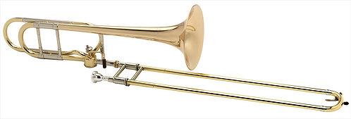 Courtois Tenor Trombone LEGEND 420BHR - Uitvoering: Goudlak