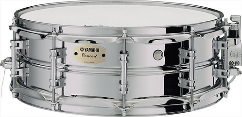Yamaha CSS-1450A Concert Snare Drum Metal Shell