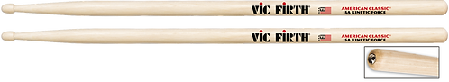 Vic Firth Drumstokken American Classic HickoryKinetic 5A