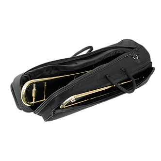 C239E ProTec Deluxe Gig Bag Tenor Trombone - Zwart