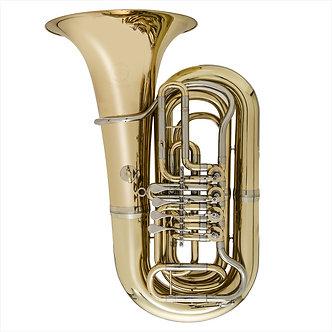 John Packer Bb tuba JP379BSterling 3/4 Rotary