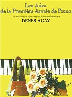 Les Joies de la première Année de Piano - Denes Agay