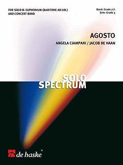 Agosto - Angela Ciampani & Jacob de Haan