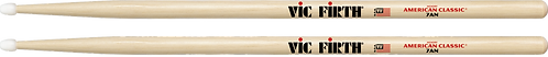 Vic Firth Drumstokken American Classic HickoryNylon Tip 7A