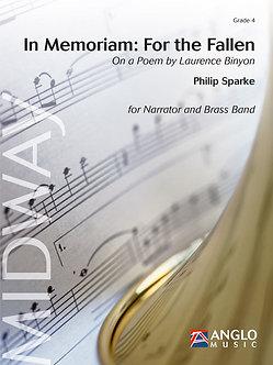 In Memoriam: For the Fallen