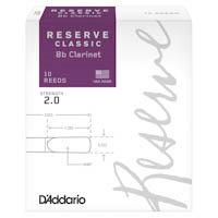 D'Addario Woodwinds Rieten Klarinet Bb/A RESERVE CLASSIC