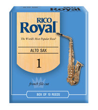 D'Addario Woodwinds Rieten Saxofoon Alto ROYAL