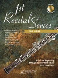 1st Recital Series for Oboe