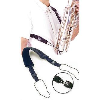 BG France Draagriem tuba T03 2 lus-attachments