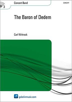 The Baron of Dedem - Carl Wittrock