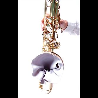 BG France Reinigingsdoek Saxofoon Tenor Microvezel A30L