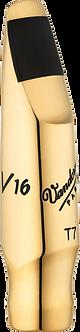 Vandoren Mondstuk Tenor Saxofoon V16 Metal - T7 Large