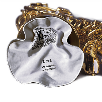 BG France Reinigingsdoek Saxofoon Tenor Microvezel + Zijde A30T