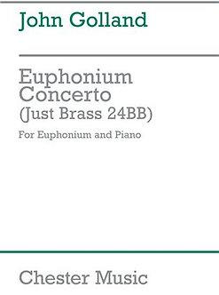 Concert Euphonium - John Golland