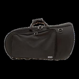 C242 ProTec Deluxe Gig Bag Euphonium - Zwart