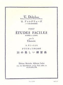 20 Etudes Faciles - D'Apres A. Samie
