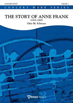 The Story of Anne Frank - Otto M. Schwarz