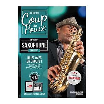 Coup de pouce Débutant Saxophone - Denis Roux