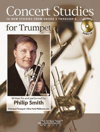 Concert Studies for Trumpet