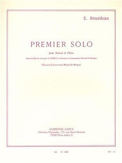 Solo N01 - Bourdeau