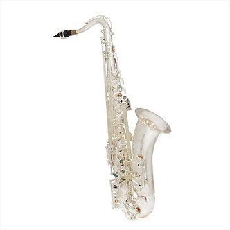 John Packer Tenor Saxofoon JP042S - Uitvoering: Verzilverd
