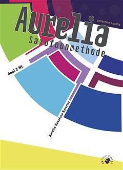 Aurelia Saxofoonmethode Deel 2 - Aurelia