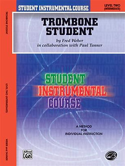 Student Instr. Course: Trombone Student, Level II - Fred Weber