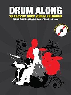 Drum Along - 10 Classic Rock Songs Reloaded