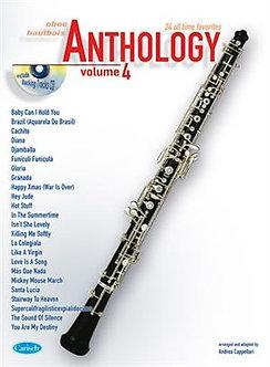 Anthology Oboe Vol. 4