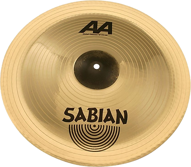 "Sabian Cymbaal AA Chinese 18"" Metal-X"