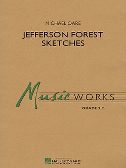 Jefferson Forest Sketches