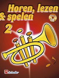 Horen Lezen & Spelen 2 trompet - Jaap Kastelein & Michiel Oldenkamp