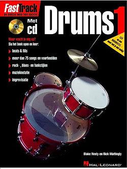 FastTrack - Drums 1 (NL)
