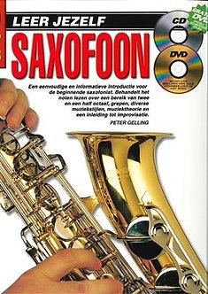Leer jezelf Saxofoon - Peter Gelling