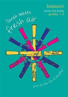 Fresh Air - Bassoon - Sarah Watts