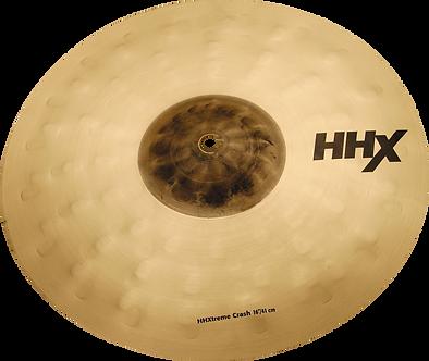 "Sabian Cymbaal HHX Crash 16"" X-Treme"