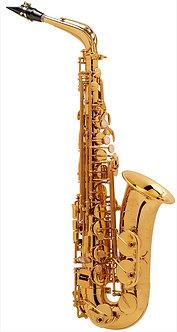 Selmer Alt Saxofoon SA80 Série II verguld AUG