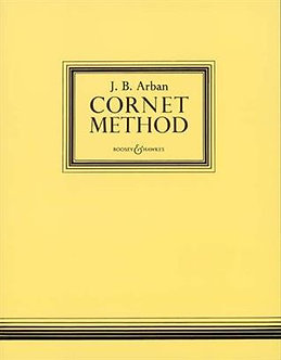 Cornet Method - Jean-Baptiste Arban