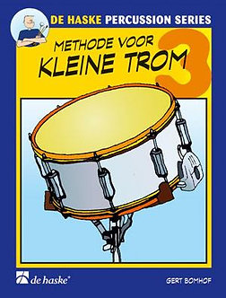 Methode voor Kleine Trom 3 - Gert Bomhof