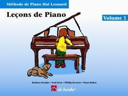 Leçons de Piano, volume 1