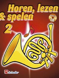 Horen Lezen & Spelen 2 hoorn (F) - Jaap Kastelein & Michiel Oldenkamp