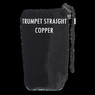 A101 ProTec Trompet Straight-Copper Mute Sock - Zwart