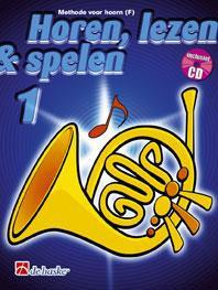 Horen Lezen & Spelen 1 hoorn (F) - Jaap Kastelein & Michiel Oldenkamp