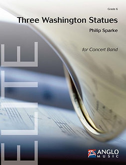 Three Washington Statues