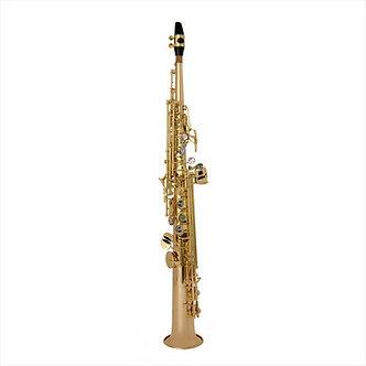 John Packer Sopraan Saxofoon JP243G - Uitvoering: Goudlak