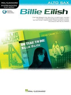 Billie Eilish For Alto Sax