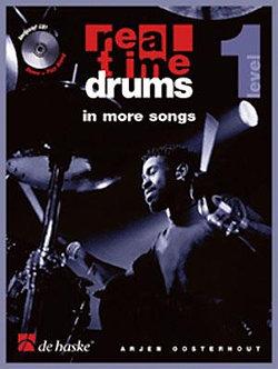 Real Time Drums in More Songs (NL) - Arjen Oosterhout