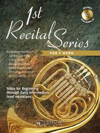 1st Recital Series for F Horn