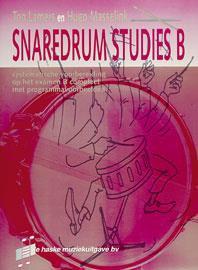 Snaredrum Studies B - Ton Lamers_Hugo Masselink