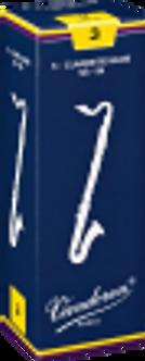 Vandoren 5 Rieten Bas Klarinet Traditioneel